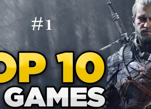 Top 10 Best PC Games