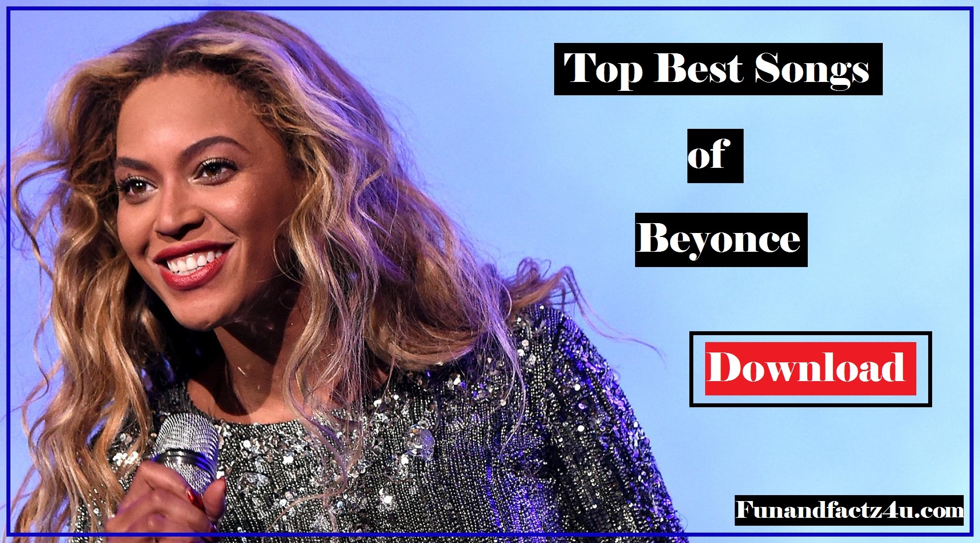 Top Best Songs of Beyonce Download