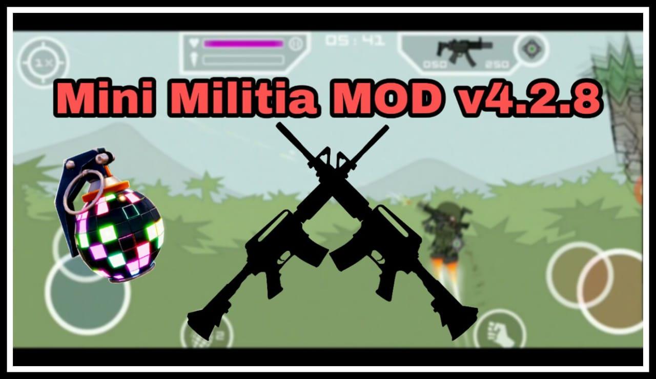 mini militia mod