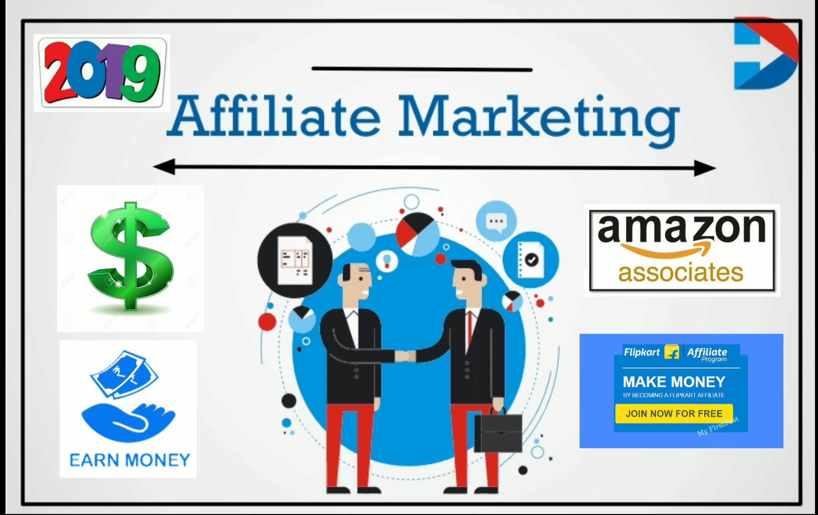 Affiliate Marketing : An Easy Way of Earning Money